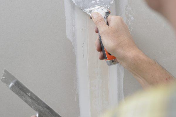 Neat plastering